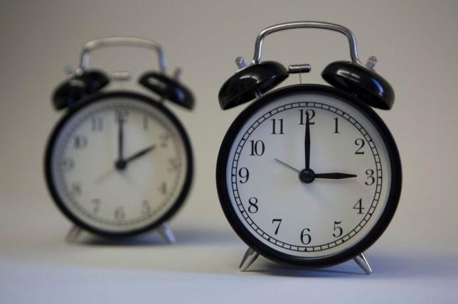 Ndryshimi i orës, të dielën e fundit të tetorit