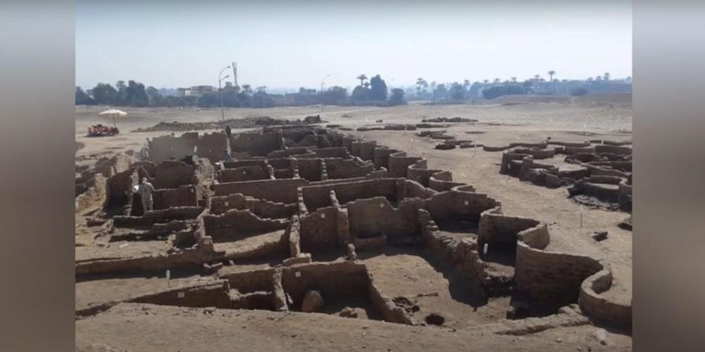 Zbulohet qyteti më i madh antik i Egjiptit